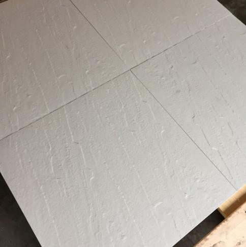 Vloertegels 60x60 Wit / Creme Glitter