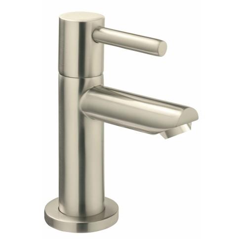 SANITAIR 05050 - Amador KIWA Toiletkraan Ker. 1-2 geborsteld staal
