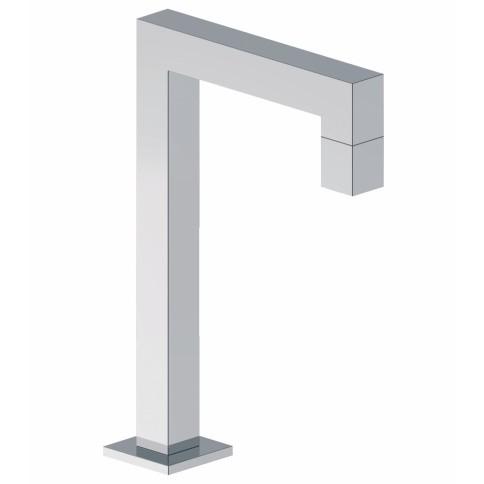 SANITAIR 05062 - Kappa toiletkraan staand hoekig vierkant chroom