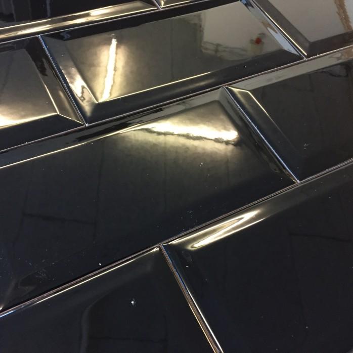 metro-tegels-10x20-zwart-glans