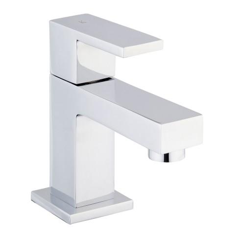 SANITAIR 05063 - Rombo vierkante toiletkraan Ker. 1-2 chroom