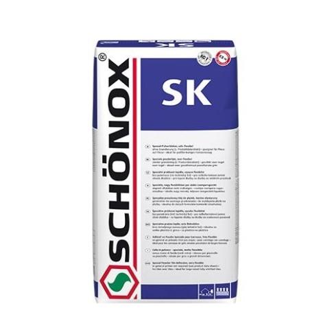 LIJM EN VOEGEN 02010 - Schonox SK poederlijm 25KG